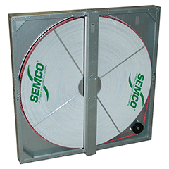 Semco Introduces Aluminum Desiccant Wheel Drop In Cassette